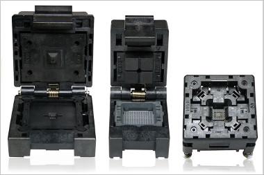 Sockets universales para prueba de ICs
