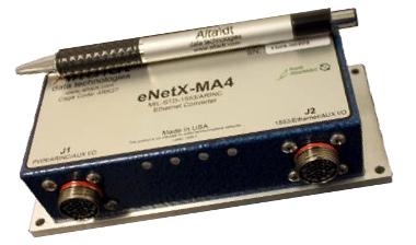 convertidor multi-protocolo Ethernet