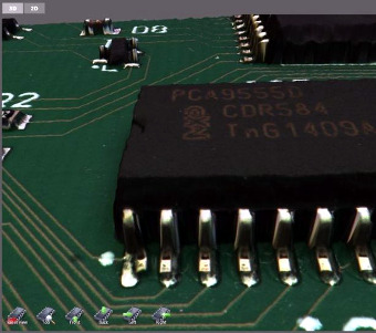 software de verificación 3D