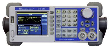 Generadores de señales de 125 MS/s