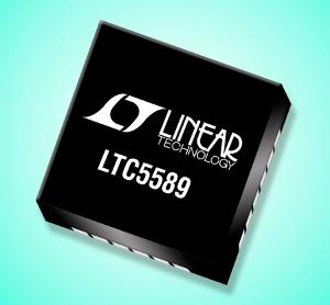 modulador IQ de baja potencia