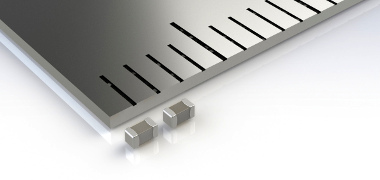 Condensadores de alta Q para automoción