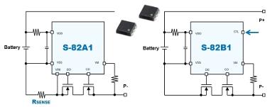 circuitos para protección de baterías