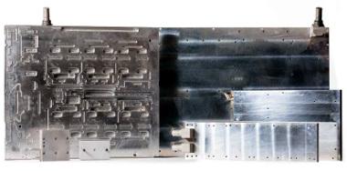 refrigeración líquida para IGBTs