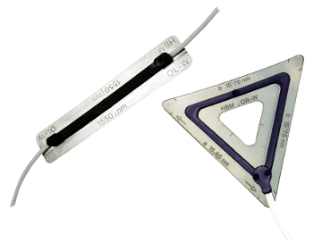Sensores ópticos flexibles