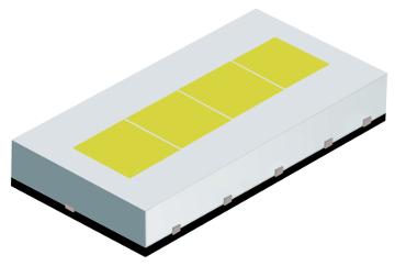 Componentes LED para automoción