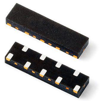 arrays de diodos TVS