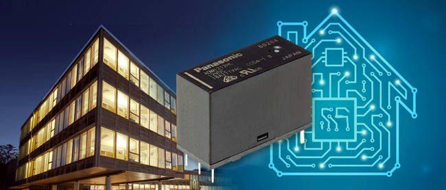 Relés de potencia para IoT
