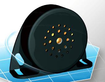 Alarmas piezoeléctricas
