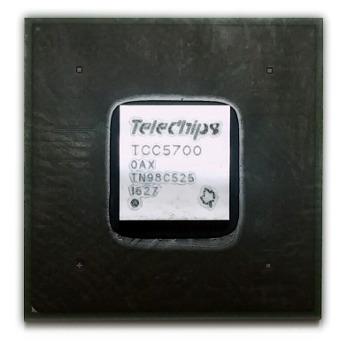 Chipset para HD-DMB