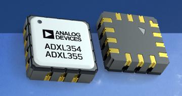 Acelerómetros MEMS triaxiales