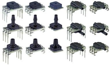 sensores de presión para placa