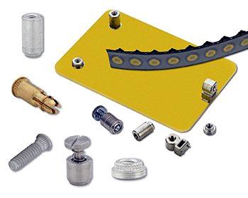 Tornillos pasadores para PCB