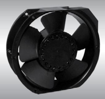 Ventiladores axiales a 3300 rpm