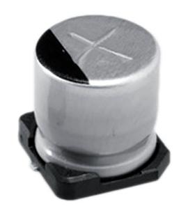 Condensadores electrolíticos para automoción