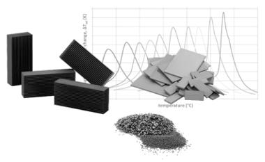 Dispositivos de refrigeración magnetocalóricos