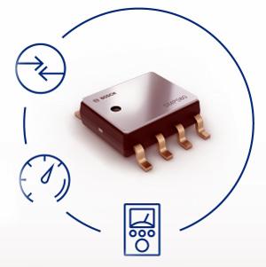Sensor de presión barométrica para automoción