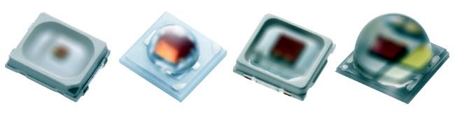 Productos infrarrojos y LEDs