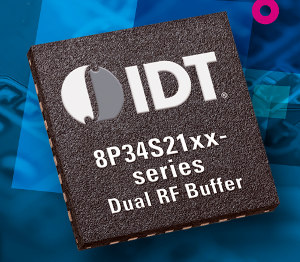 Buffers LVDS de doble canal
