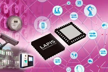 Circuito de comunicación para Smart Grid