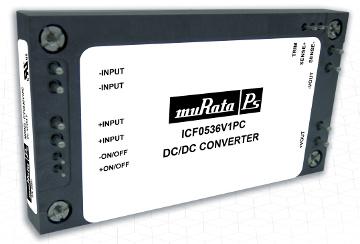 Convertidor DC-DC full-brick de 1 kW