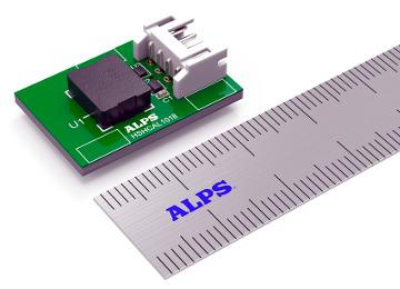 Sensor digital capacitivo de temperatura