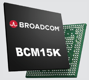 Procesadores de 16 nm para routers y conmutadores