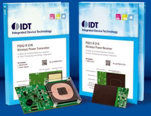 Kit de diseño de referencia para alimentación inalámbrica