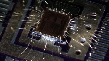 Microcontrolador RISC-V open source