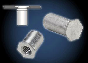 Separadores en acero inoxidable para PCB