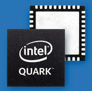 Áreas de aplicación para el microcontrolador Intel Quark SE