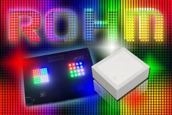 LED tricolor de alto brillo