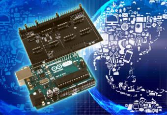 Kit de evaluación compatible con Arduino