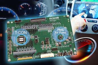 Chipsets para automóvil con seguridad incluida