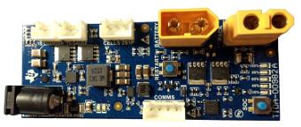 circuitos para baterías de drones