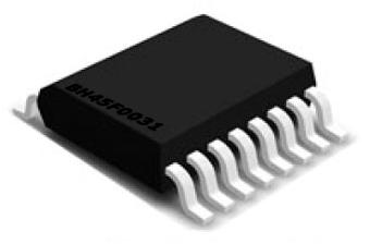 Microcontrolador para auriculares