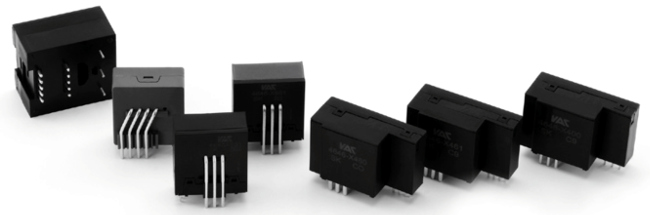 Sensores flexibles de corriente