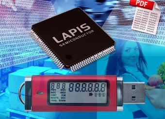 MCUs con controlador LCD