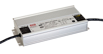 Fuentes LED con PFC de alto rendimiento