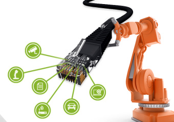 circuitos integrados para Gigabit Ethernet