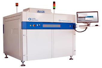 Sistema de inspección por rayos X