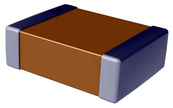 Condensadores chip cerámicos en formato 0603 EIA
