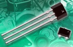 sensores de efecto Hall de baja tensión