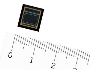 sensor de imagen CMOS de alta sensibilidad