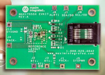 Indicador de capacidad de batería