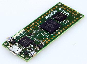 Tarjeta de desarrollo IoT FPGA