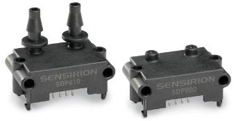 Sensores analógicos de presión diferencial