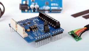 Kit para desarrollar sistemas de control de movimiento