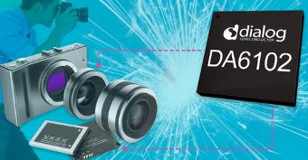 Controlador de energía para cámaras y baterías
