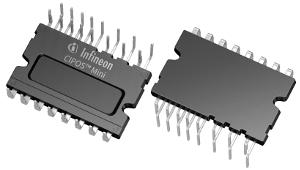 Mini módulos IPM con corrección de factor de potencia